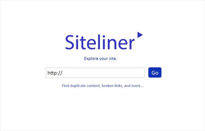 SEO Tool Siteliner