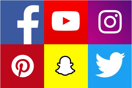 Socila Media Plattformen