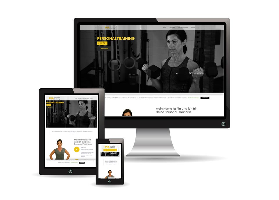 Referenz Personaltraining